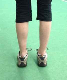 Legs 10 half weeks