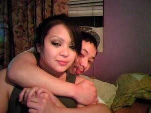 Me and Christiana
