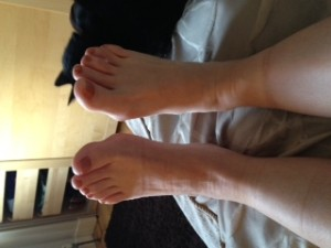 Dorsiflexion, this one I am struggling with