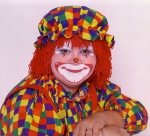 PC the Clown