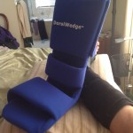 Hopefully I can sleep in this boot!