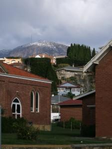 Mount Wellington, 1270m
