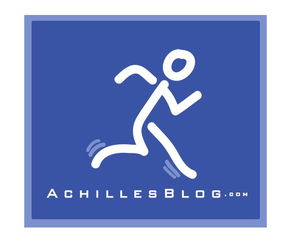Square AchillesBlog.com Logo