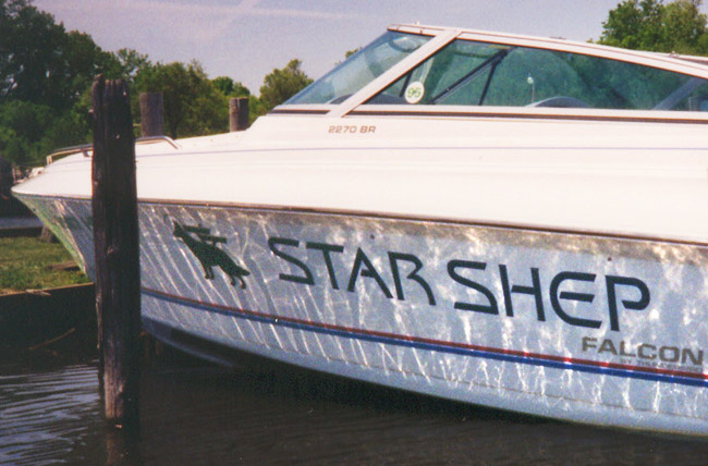StarShep Boat